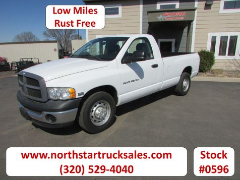 2005 Dodge Ram 2500 4x2 Reg-Cab Long Box Pickup  in St Cloud, MN