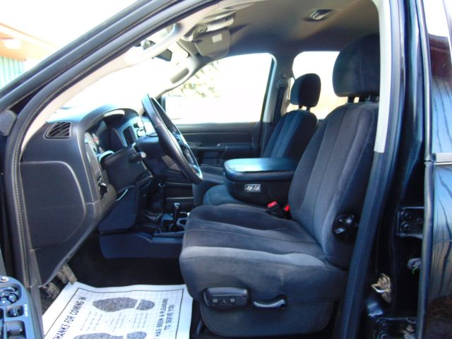 2005 Dodge Ram 2500 SLT Quad Cab Cummins 6 Speed Manual Alexandria, Minnesota 7