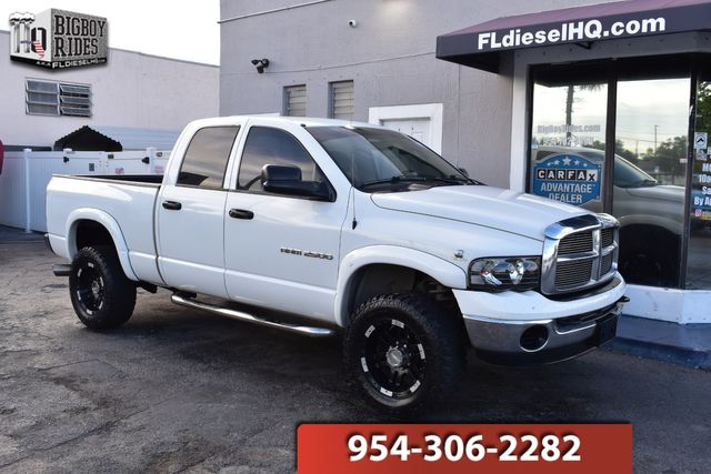 2005 Dodge Ram 2500 in FORT LAUDERDALE, FL 33309