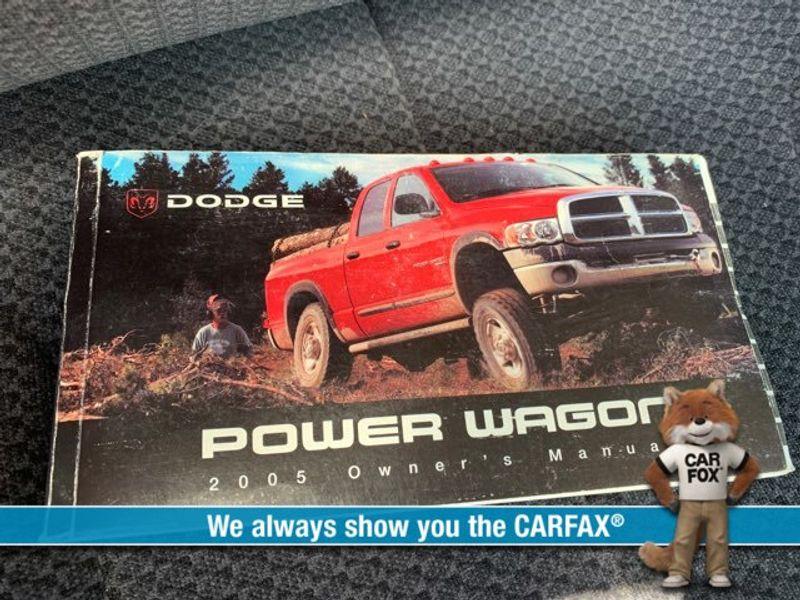 2005 Dodge Ram 2500 Power Wagon  city MT  Bleskin Motor Company   in Great Falls, MT