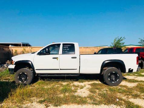 2005 Dodge Ram 2500 LARAMIE - 6 SPEED - 4X4 - 1 OWNER in Liberty Hill , TX