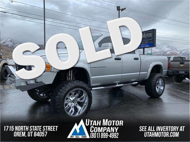 2005 Dodge Ram 2500 SLT   Orem, Utah   Utah Motor Company in  Utah