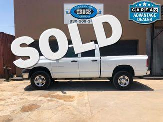 2005 Dodge Ram 2500 ST   Pleasanton, TX   Pleasanton Truck Company in Pleasanton TX