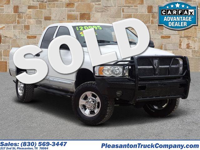 2005 Dodge Ram 2500 SLT | Pleasanton, TX | Pleasanton Truck Company in Pleasanton TX