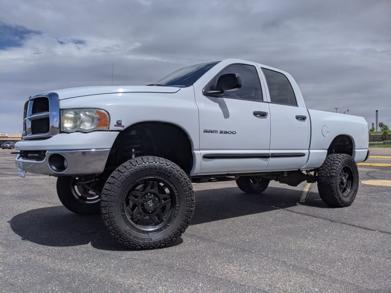 2005 Dodge Ram 2500 Quad Cab SLT 4X4 59L Cummins Diesel  Fultons Used Cars Inc  in , Colorado