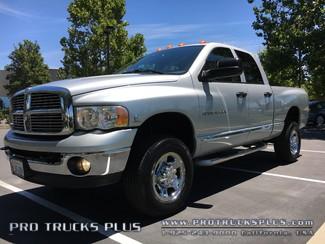 Ram 3500 4x4 5.9 Cummins Diesel Dodge 2005 Laramie 1-Owner Truck  in Livermore California