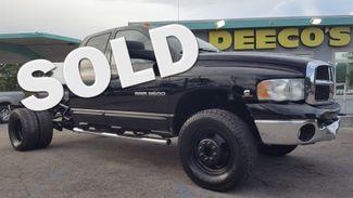 2005 Dodge Ram 3500 SLT 4x4 5.9L Cummins Diesel in Fort Pierce FL, 34982