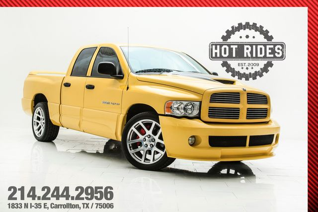 2005 Dodge Ram SRT-10 Yellow Fever Edition 461/500 in Carrollton, TX 75006