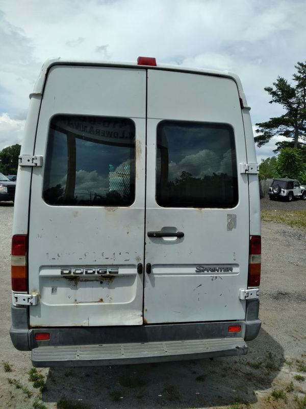 2005 Dodge Sprinter   city MD  South County Public Auto Auction  in Harwood, MD