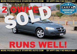 2005 Dodge Stratus Sdn SXT Santa Clarita, CA