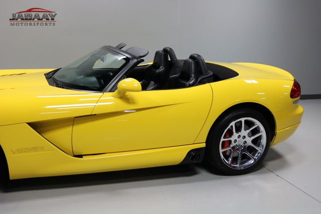 2005 Dodge Viper SRT10 Merrillville, Indiana 31