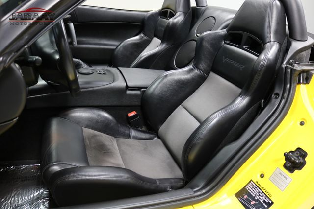 2005 Dodge Viper SRT10 Merrillville, Indiana 12