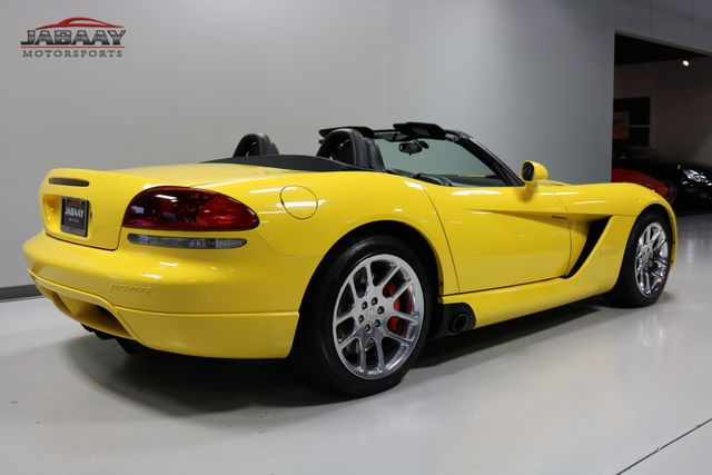 2005 Dodge Viper SRT10 Merrillville, Indiana 4