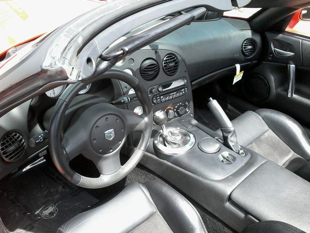 2005 Dodge Viper SRT10 San Antonio, Texas 19