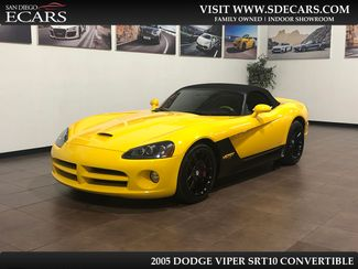 2005 Dodge Viper SRT10 in San Diego, CA 92126