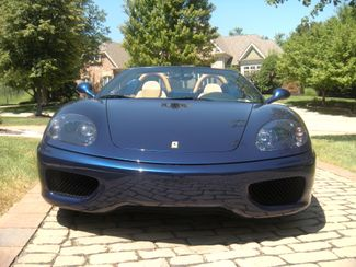 2005 Ferrari 360 SPYDER Chesterfield, Missouri 17