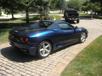 2005 Ferrari 360 SPYDER Chesterfield, Missouri 13