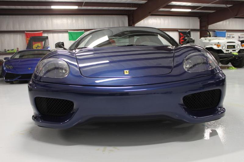 2004 Ferrari 360CH STRADALE   RockportFulton Texas  AC Motorsports  in Rockport/Fulton, Texas