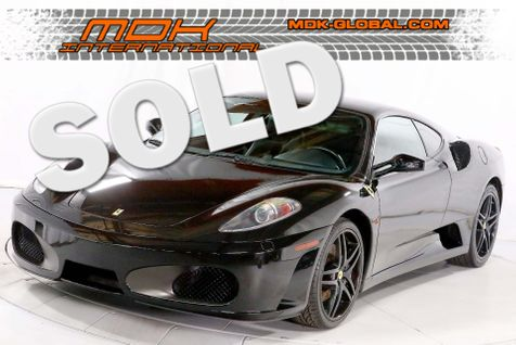 2005 Ferrari F430 Berlinetta - Shields - Daytona seats - HiFi sound in Los Angeles