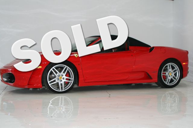 2005 Ferrari F430 Spider Houston, Texas
