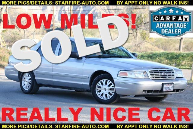 2005 Ford Crown Victoria LX Santa Clarita, CA