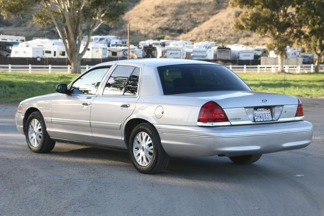 2005 Ford Crown Victoria LX Santa Clarita, CA 5