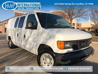 2005 Ford E150 Vans Econoline ONE OWNER in Carrollton, TX 75006
