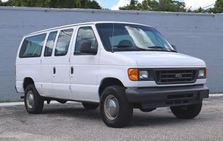 2005 Ford E250 Passenger Van Hollywood, Florida 12