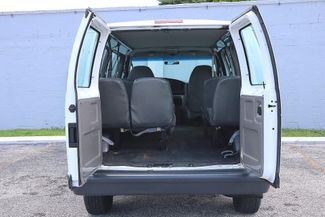 2005 Ford E250 Passenger Van Hollywood, Florida 18
