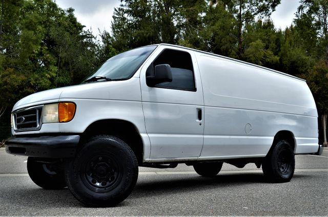 2005 Ford Econoline Cargo Van DIESEL in Reseda, CA, CA 91335