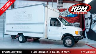 2005 Ford Econoline Commercial Cutaway Box Truck in Dallas, TX 75229