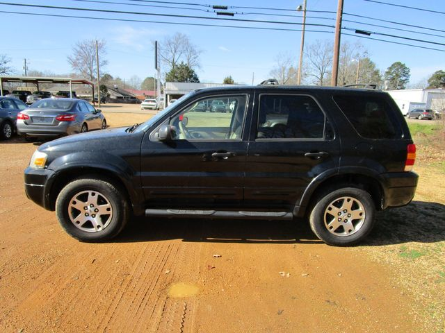 2005 Ford Escape Limited Houston, Mississippi 2