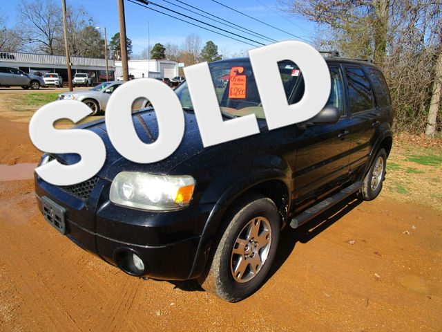 2005 Ford Escape Limited Houston, Mississippi
