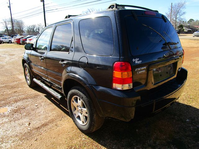 2005 Ford Escape Limited Houston, Mississippi 4
