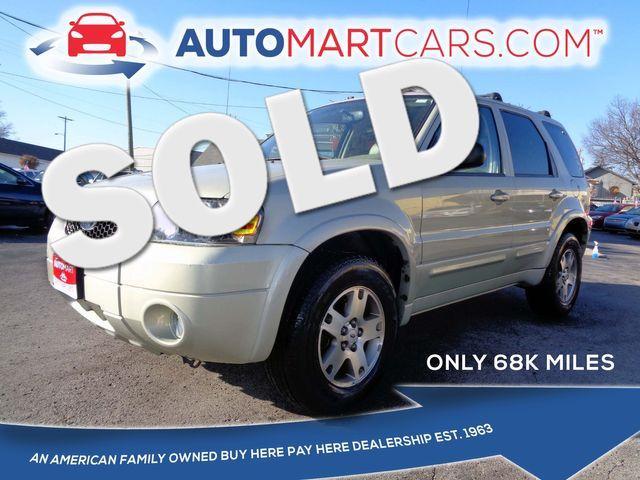 2005 Ford Escape Limited | Nashville, Tennessee | Auto Mart Used Cars Inc. in Nashville Tennessee