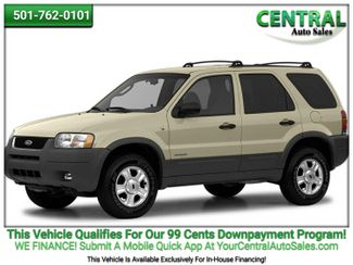 2005 Ford Escape XLS | Hot Springs, AR | Central Auto Sales in Hot Springs AR