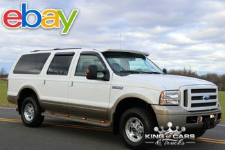 2005 Ford Excursion Eddie BAUER DIESEL 52K ACTUAL MILES RUST FREE 4X4 in Woodbury, New Jersey 08096
