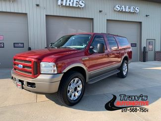 2005 Ford Excursion Eddie Bauer in Gifford, IL 61847