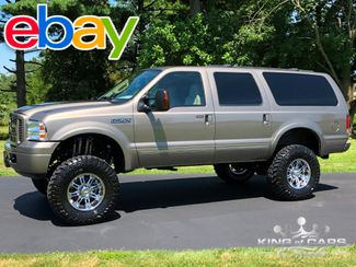 2005 Ford Excursion Limited TURBO DIESEL 7K MILES 1-OWNER 4X4 DVD WOW TIME CAPSULE in Woodbury, New Jersey 08096