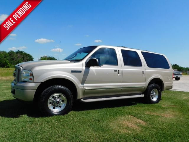 2005 Ford Excursion Limited in Mustang, OK 73064