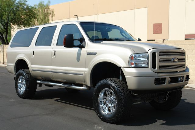 2005 Ford Excursion Limited 4x4