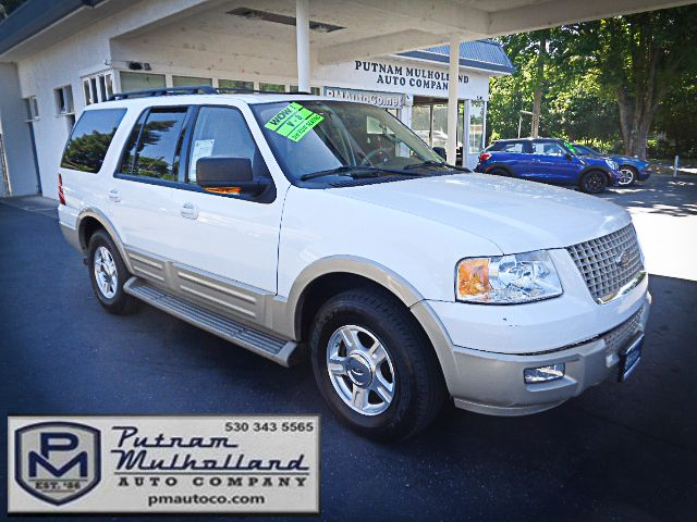 2005 Ford Expedition Eddie Bauer Chico, CA 0