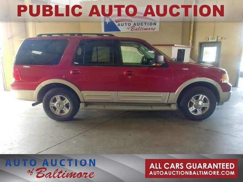 2005 Ford EXPEDITION EDDIE BAU  | JOPPA, MD | Auto Auction of Baltimore  in JOPPA MD