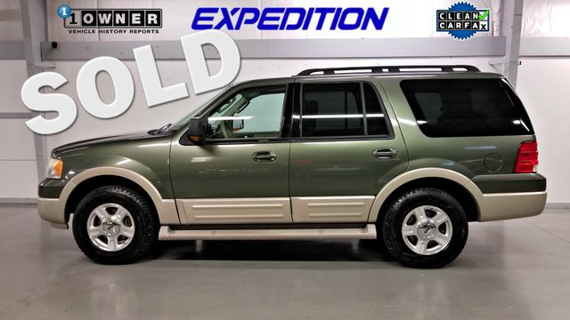 2005 Ford Expedition Eddie Bauer CLEAN CARFAX 1 FLORIDA OWNER | Palmetto, FL | EA Motorsports in Palmetto FL