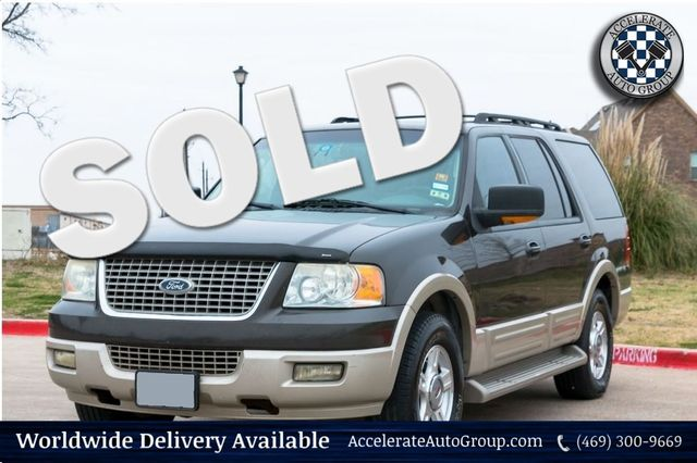 2005 Ford Expedition Eddie Bauer in Rowlett