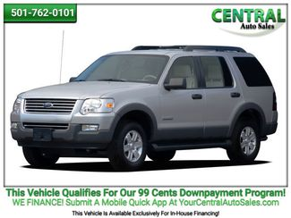 2005 Ford EXPLORER SPORT TRAC/PW    Hot Springs, AR   Central Auto Sales in Hot Springs AR