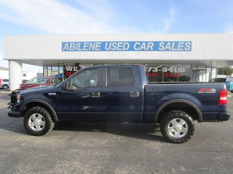2005 Ford F-150 FX4 in Abilene, TX