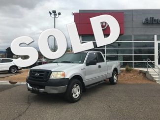 2005 Ford F-150 STX in Albuquerque New Mexico, 87109