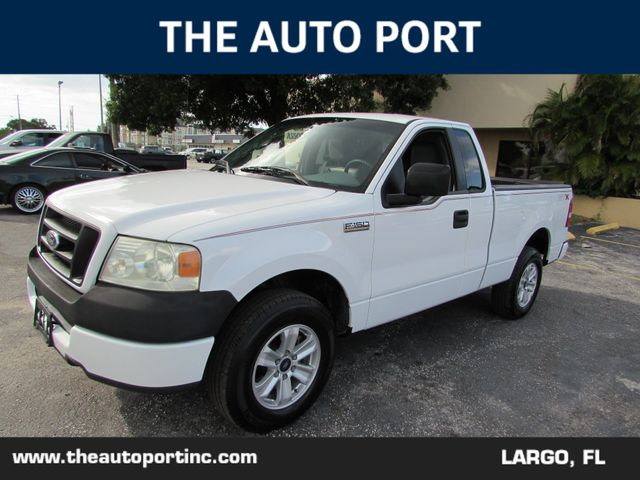 2005 Ford F-150 XL in Clearwater Florida, 33773