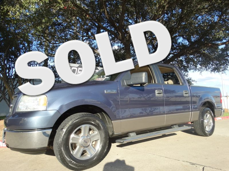 2005 Ford F-150 XLT Auto, Step Rails, Bed Liner, Alloys, One-Owner | Dallas, Texas | Corvette Warehouse
